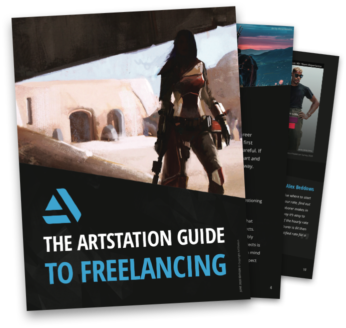 The ArtStation Guide to Freelancing