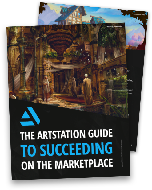 The ArtStation Guide to Succeeding on the Marketplace