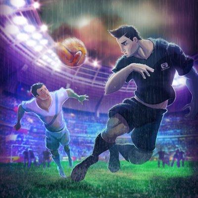 Sergio palomino football poster final