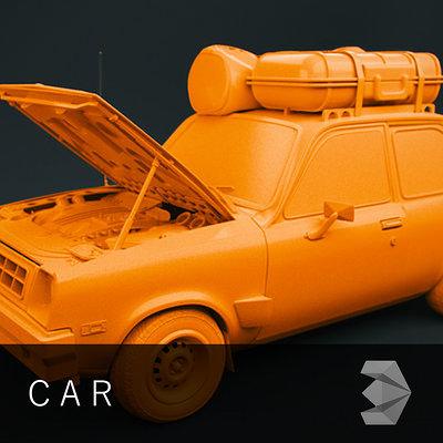 Dries deryckere car 02