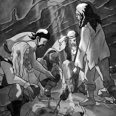 Azahara carreras leon grual cueva brillos