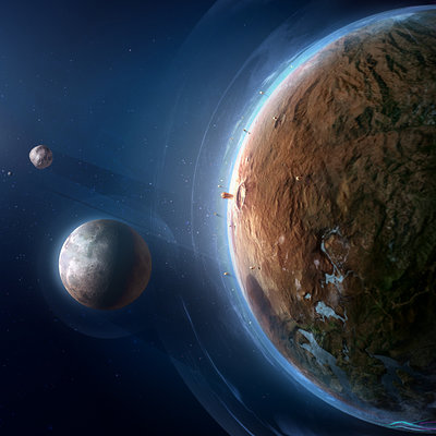 Sviatoslav gerasimchuk statik planet