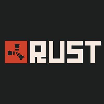 Daniel conroy rust videogame logo