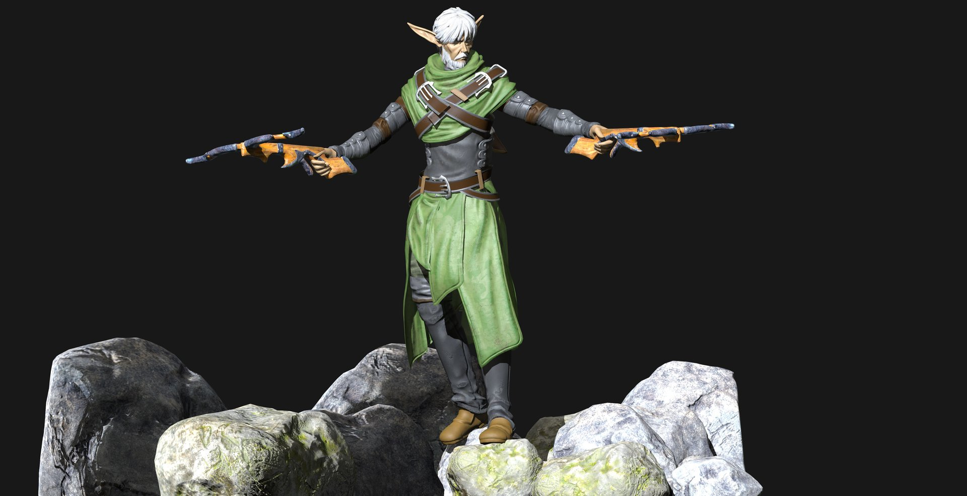 Elven Hunter