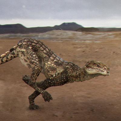 Fabien yorgandjian concept reptilianrunner full