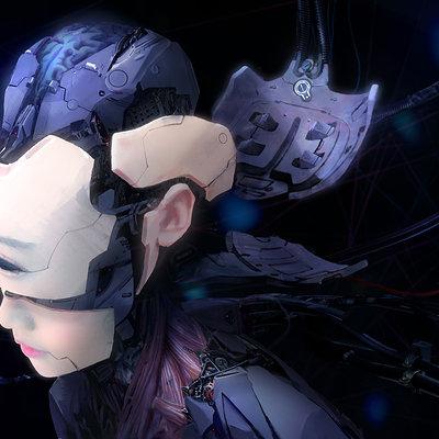Yujin choo ghost in the shell fanar