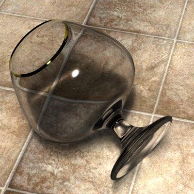 Charles hansen new glass render