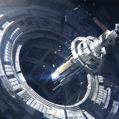 Hakob minasian spacestationv2