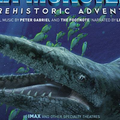 B allen sea monsters movie