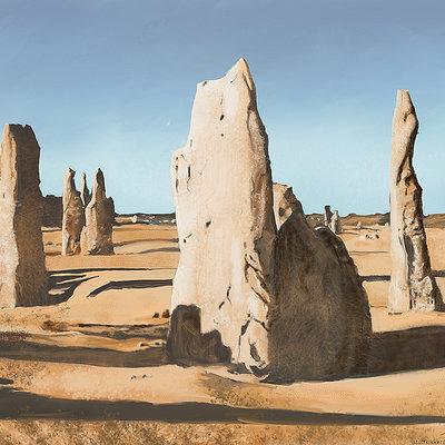 Thijs de vries desert rocks
