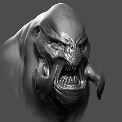 Jesse sandifer sean creature head