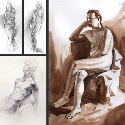 Saby menyhei figuredrawing samples thumb