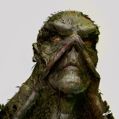 Dope pope zswampthing by dopepope
