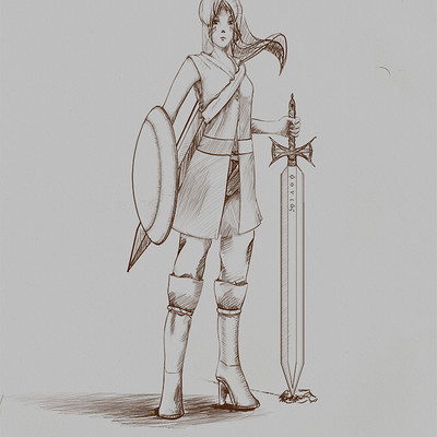 Dremond tanic battle maiden aglaeca