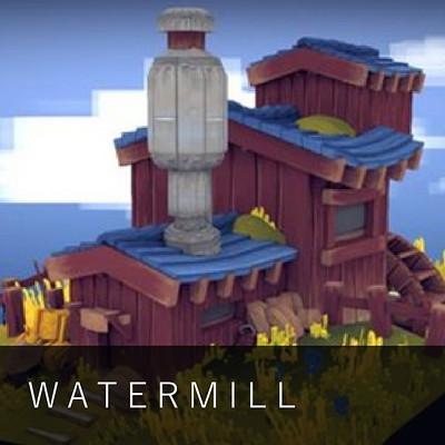 Dries deryckere watermill