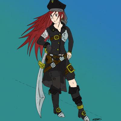 Gabriel sansigolo 5 pirate