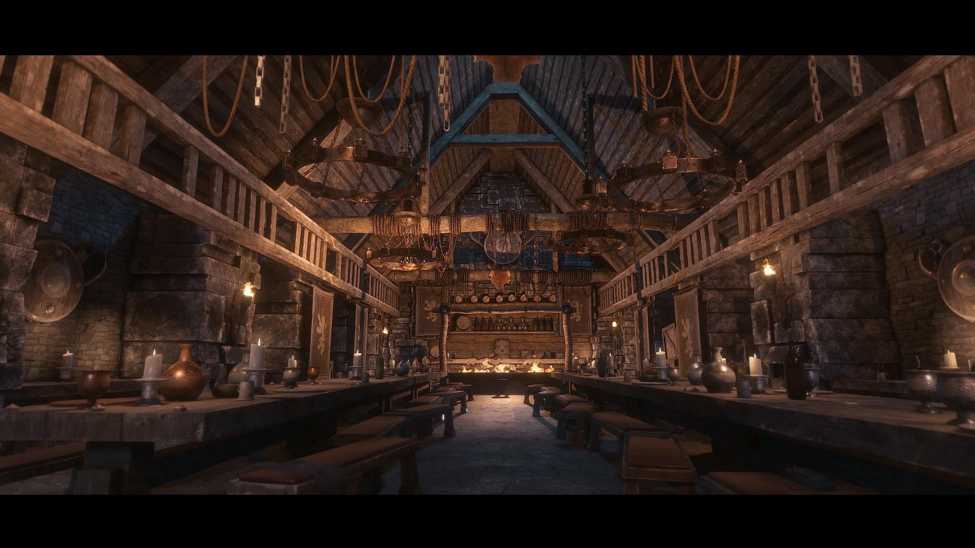 [Unity 5] The Tavern