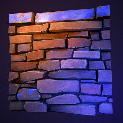 David decoster decoster dungeon wall 02