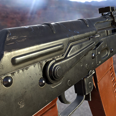 Aaron wolford ak4714