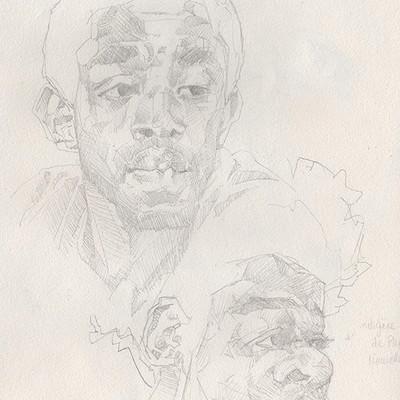 Tony gbeulie post sketch8