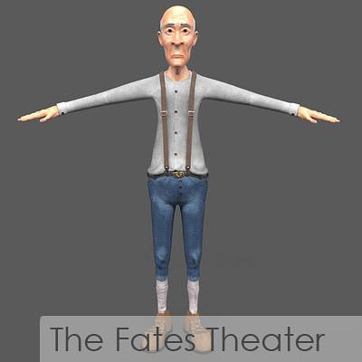 Andrew pavlick thefatestheater