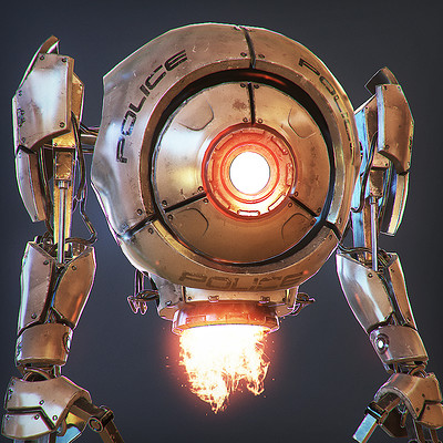 Gabriel nadeau robot thumbnail