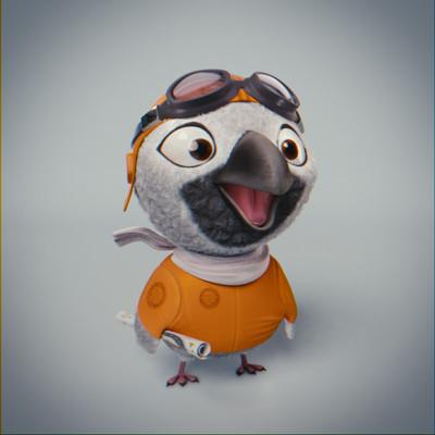 Chuks echezie okoro bird