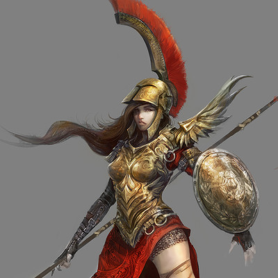 Alexandre chaudret gor character athena final02