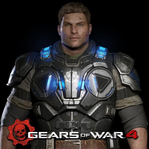 Gears of War 4: JD Fenix