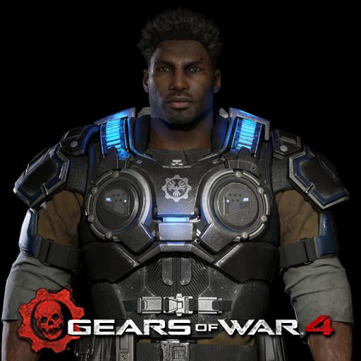 Gears of War 4: Del Walker