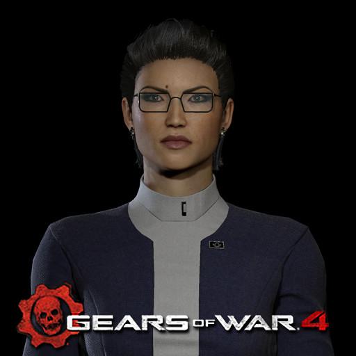 Gears of War 4: Jin