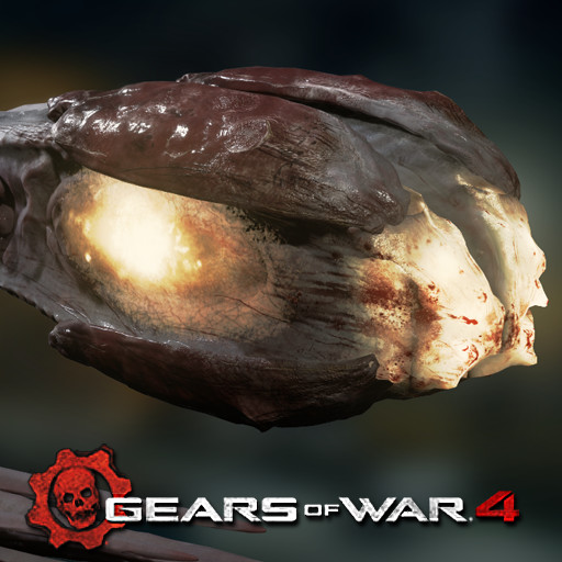 Gears of War 4: Carrier Minion (projectile)