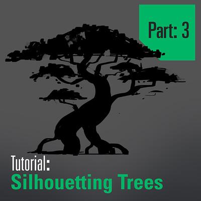Tim kaminski tutorial drawing and designing trees part 3 artstation