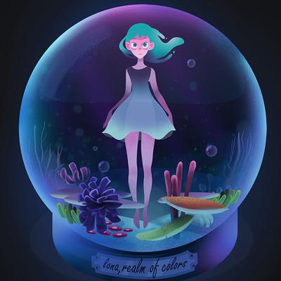 Alter native girl animate 2