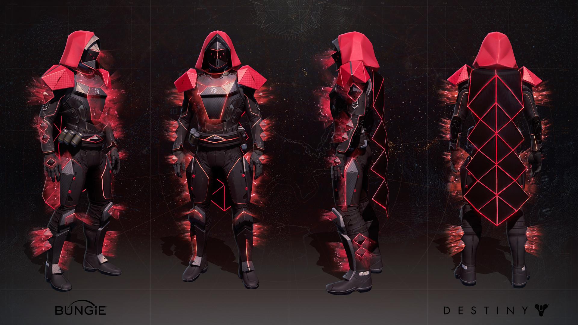 destiny wrath of the machine armor