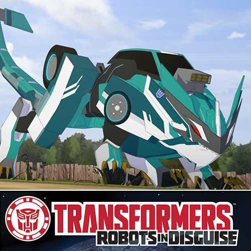 Transformers Robots in Disguise - Crazybolt