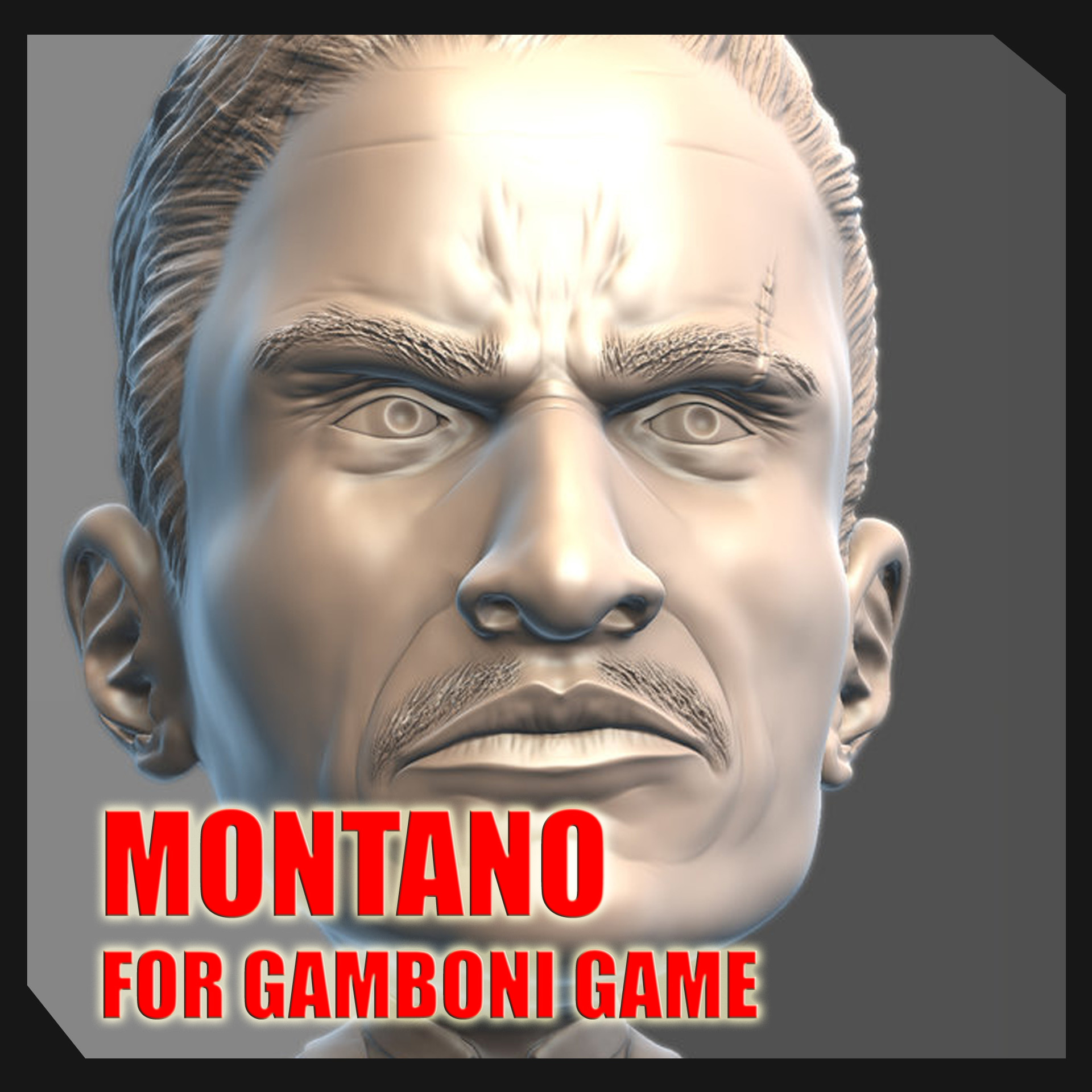 Montano for Gamboni Game by Sergio Mengual