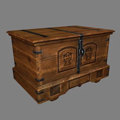Oziel leal salinas wood chest thumbnail