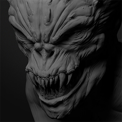 Ilhan yilmaz demon render thumb 01
