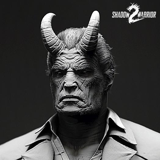 Mezu / Shadow Warrior 2