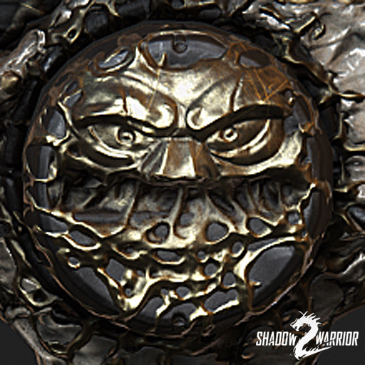 Ancient Riffle Gun/Shadow Warrior 2