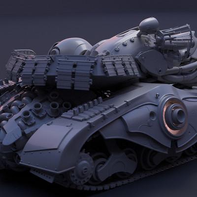 Martin krol tank 01