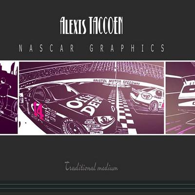 Alexis taccoen nascar graphics2