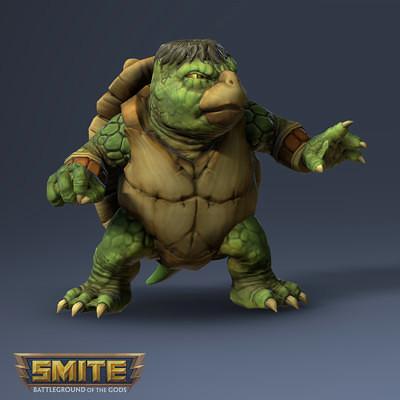 Jack banta jack banta smite artstation turtle