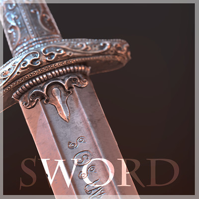 Andrey gritsuk sword icon