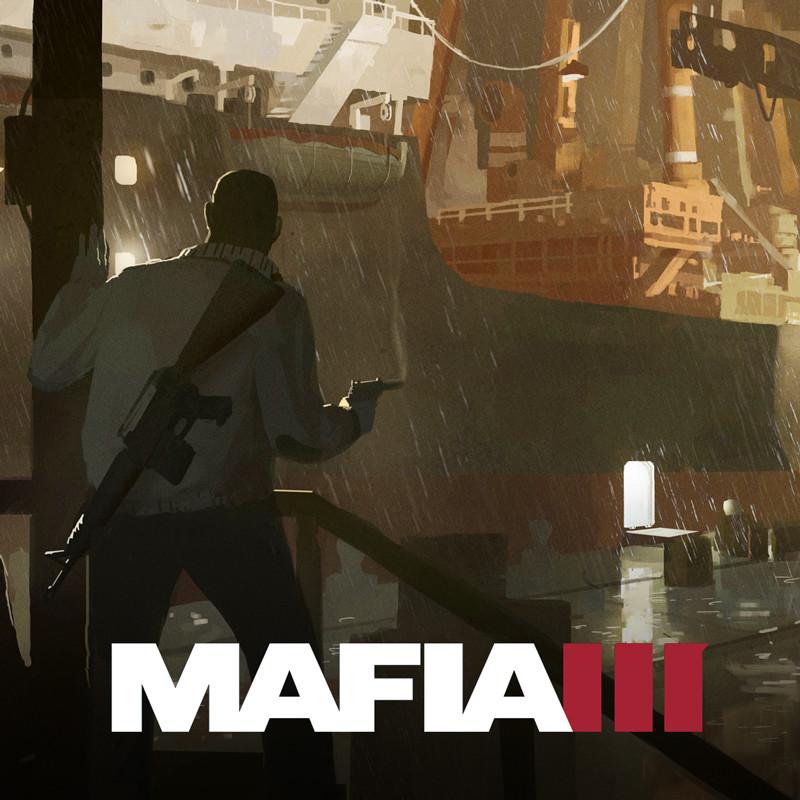 Mafia III - New Bordeaux's Port