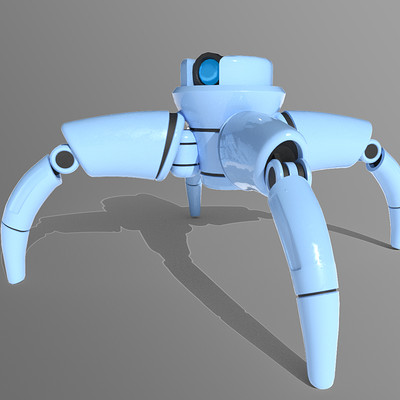 Alexis faintreny render robot1 colored