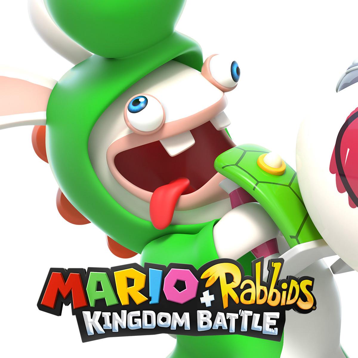 Mario+Rabbids Collectibles