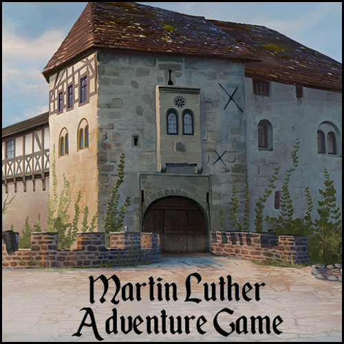 Martin Luther Adventure Game