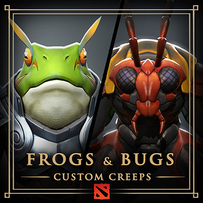 Brent ladue frogs and bugs thumbnail